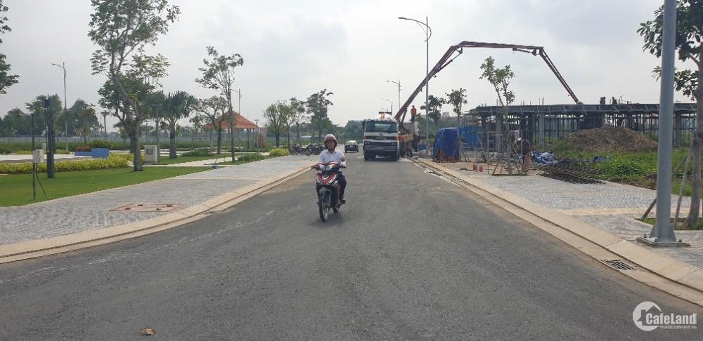 Bán đất 6x20m thổ cư 100% thuộc phường Long Hương Bà Rịa giá 1.9 tỷ