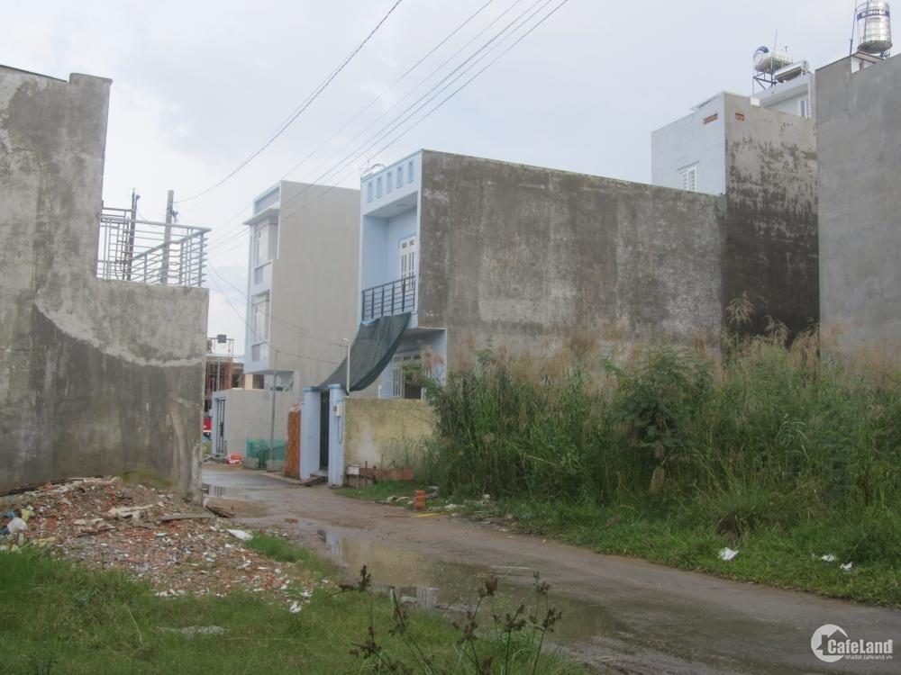 bán lô đất khu dân cư hiện hữu, ngay chợ tiền kinh doanh cho thuê, sổ riêng