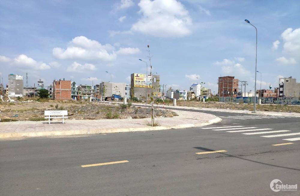 sang gấp lô đất tái định cư, sổ hồng chính chủ ngay khu dân cư hiện hữu.