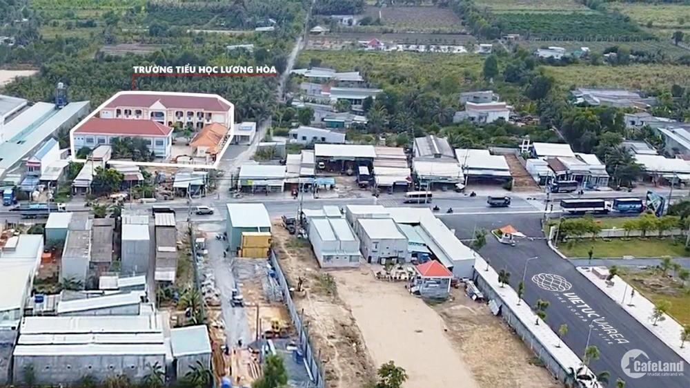 Ngân hàng hỗ trợ 50% khu đô thị Vietuc varea