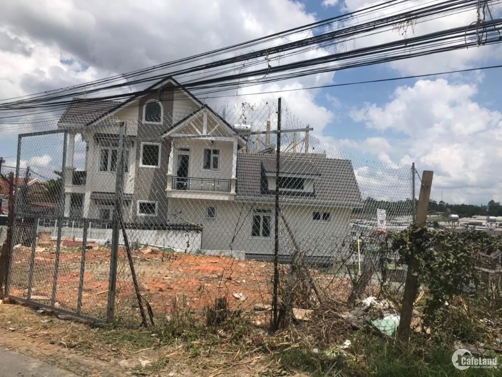 Bán lô đất mặt tiền đường nhựa phường 9 đà lạt giá đầu tư sinh lợi