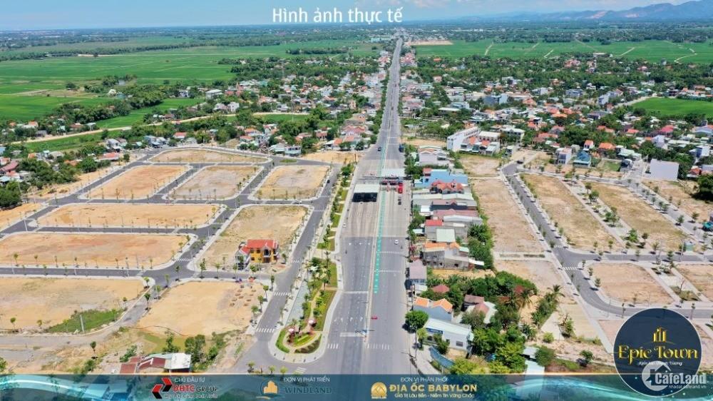 Đất nền dự án SỔ ĐỎ TRAO TAY Điện Bàn- Quảng Nam 0905983016