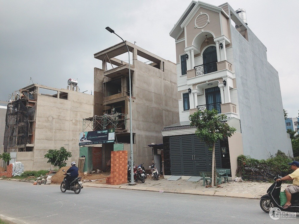 Đất đẹp Phạm Văn Hai, Bình Chánh giá chỉ từ 30tr5/m2