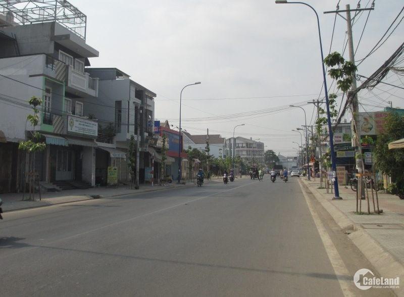 Tôi cần bán gấp miếng đất thổ cư 230m2đường Lê Thị Hà Hóc Môn 960tr