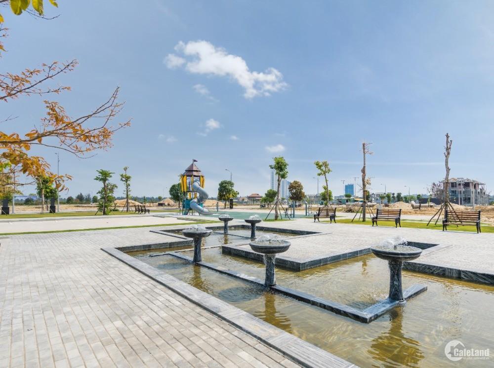 Bán đất tại Đà Nẵng giá ưu đãi mùa Covid khu đô thị One World chỉ 1.8 tỉ