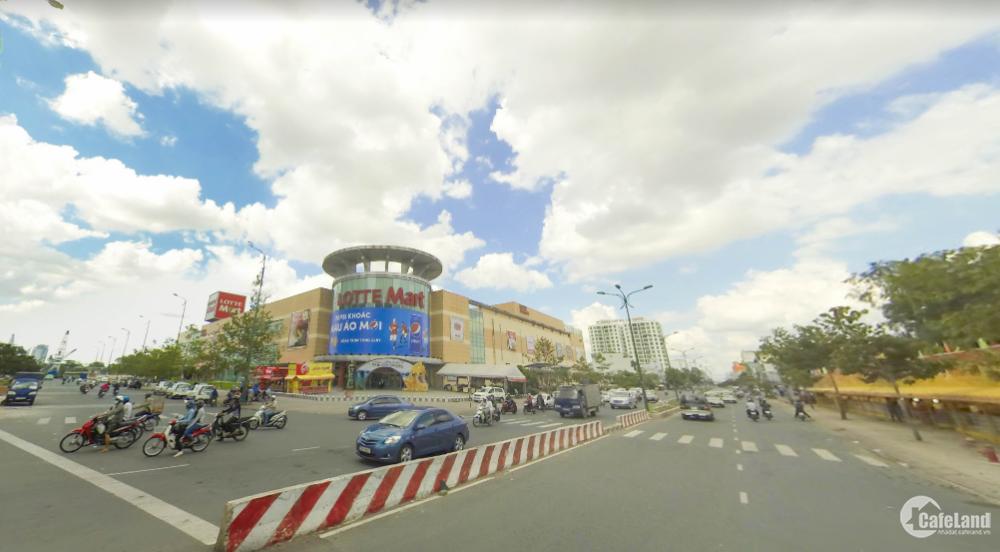 Chính chủ cần bán 90m2 đất đường Nguyễn Thị Thập, Quận 7 giá 1,93 tỷ, gần Lotte