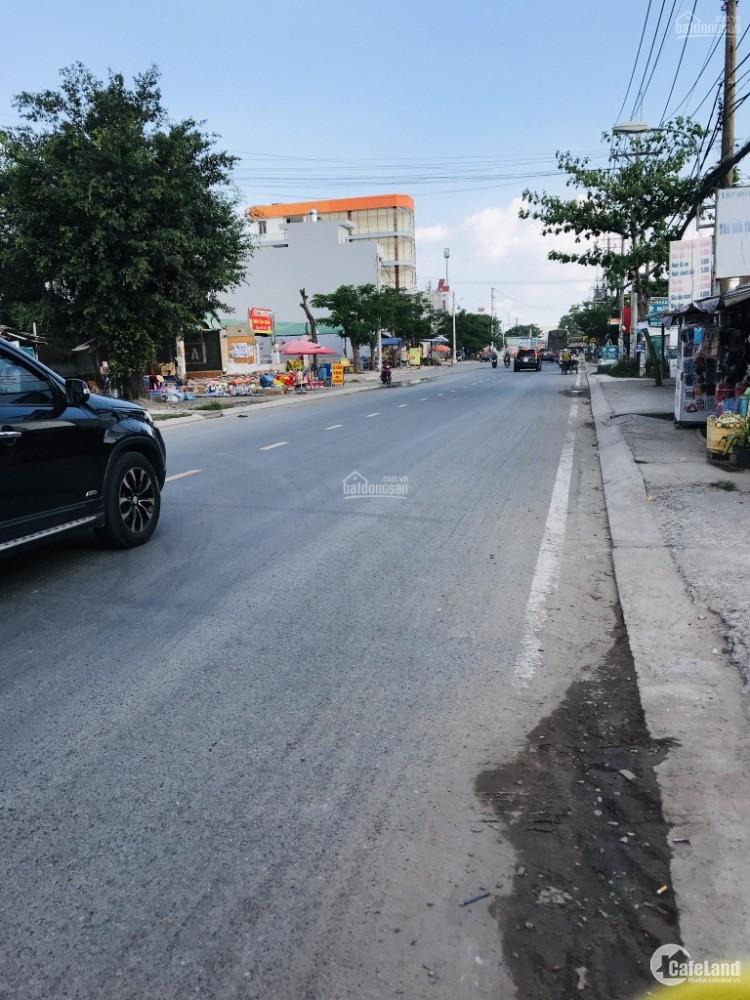 Mặt tiền 35m ngang Hoàng Hữu Nam, Quận 9, 40tr/m2