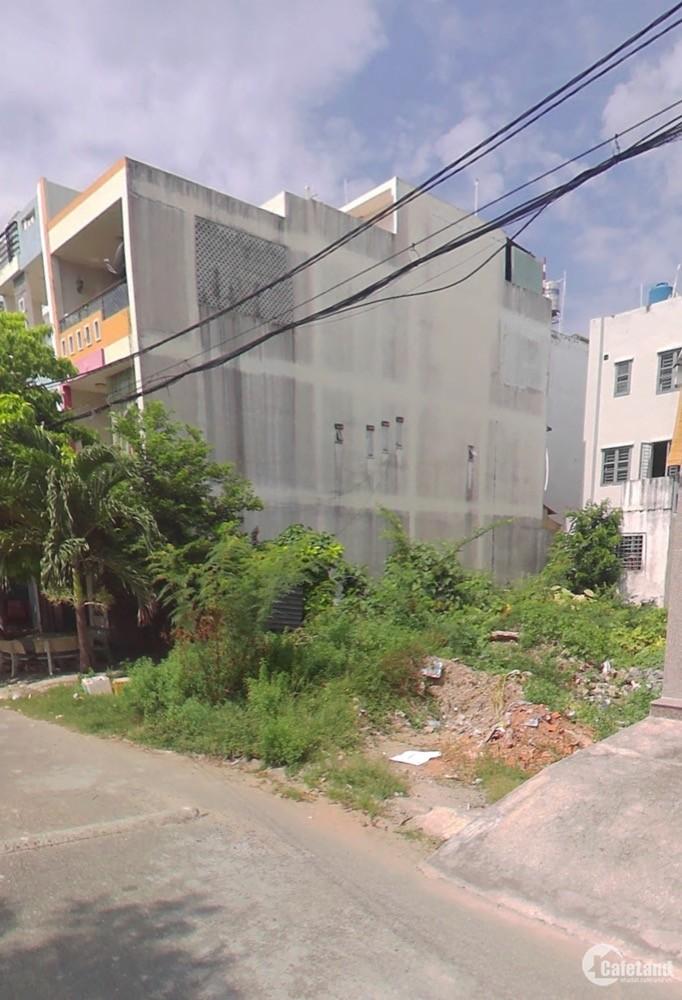Bán gấp đất MT đường Luỹ Bán Bích đối diện UBND Tân Phú, SHR, 5x20m, 1.8 tỷ