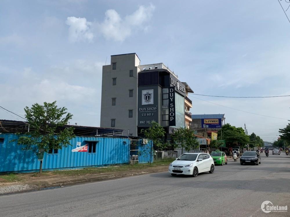 Lô đất vuông vắn khu ĐH Sư Phạm, Nông Lâm, P. Quang Trung, trung tâm Thái Nguyên