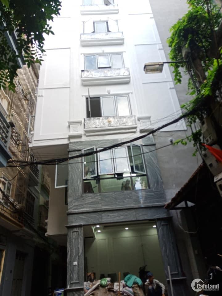 Bán nhà mặt phố kinh doanh vỉa hè sầm uất Cự Lộc 42m2 5 tầng MT4m giá 5.8 tỷ
