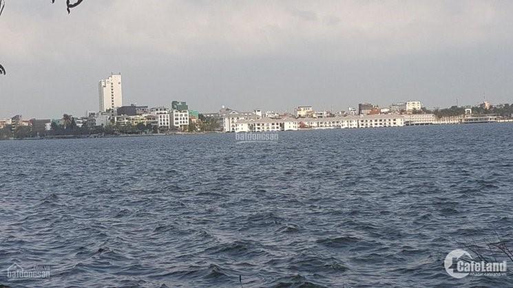Mặt phố Quảng Khánh, Tây Hồ, 3 bước ra hồ tây, Kinh doanh đỉnh cao.