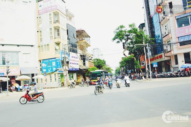 Mặt phố Thái Thịnh, 157m, mặt tiền 12m,  2 mặt thoáng, kinh doanh 2 mặt. Thu
