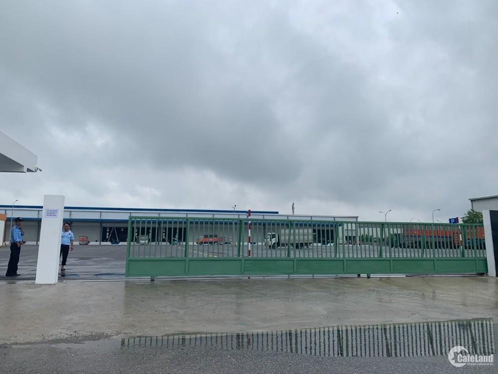 Cho thuê kho xưởng,bãi đất trống giá rẻ tại KCN Đài tư Nguyễn Văn Linh,Sài Đồng.