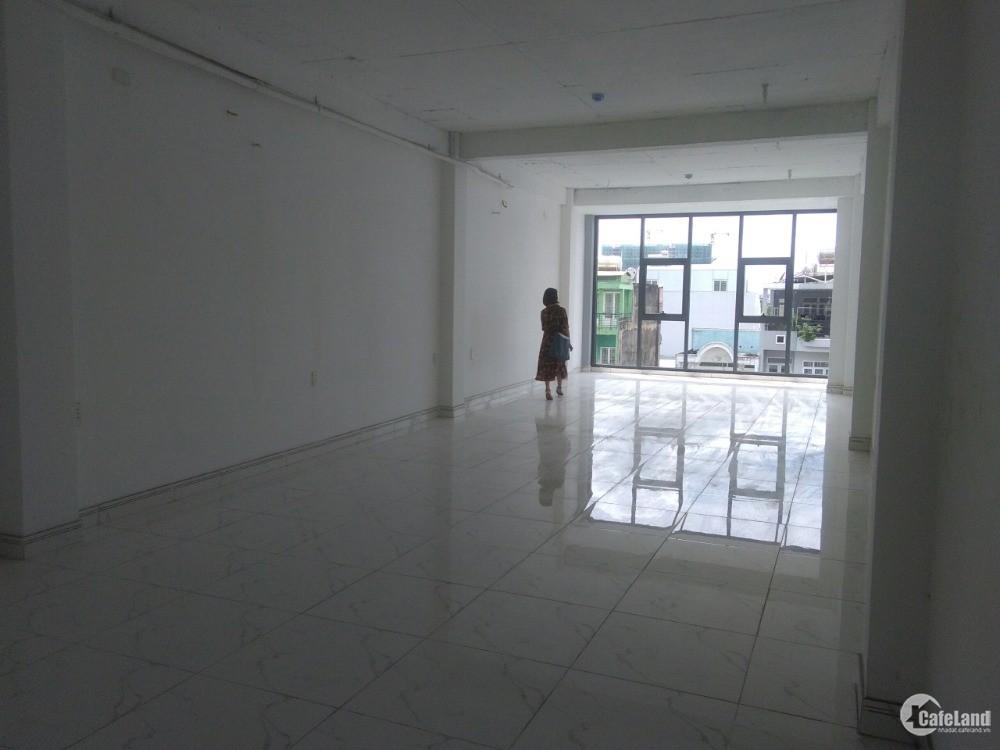 Nhà Nguyên căn 1 Hầm 4 Lầu tiện làm Văn Phòng - Spa - Ngân Hàng