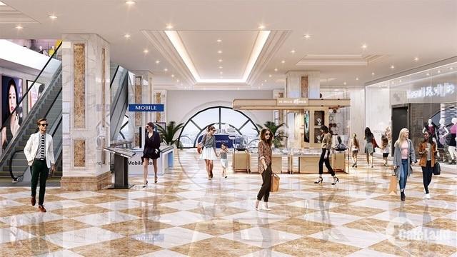 Cho Thuê Sàn 2000m2 Tầng 1+2 Vạn Hạnh Mall Giá 10.000$ Quận 10