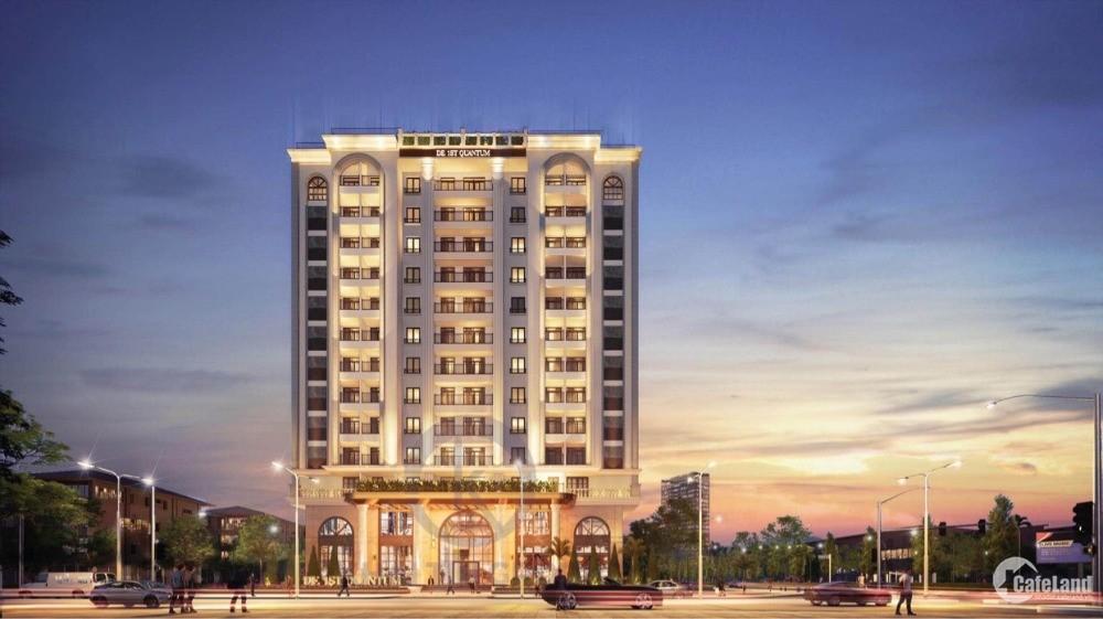 Căn hộ Khách Sạn Trung Tâm Thành Phố Huế 70m² 2PN
