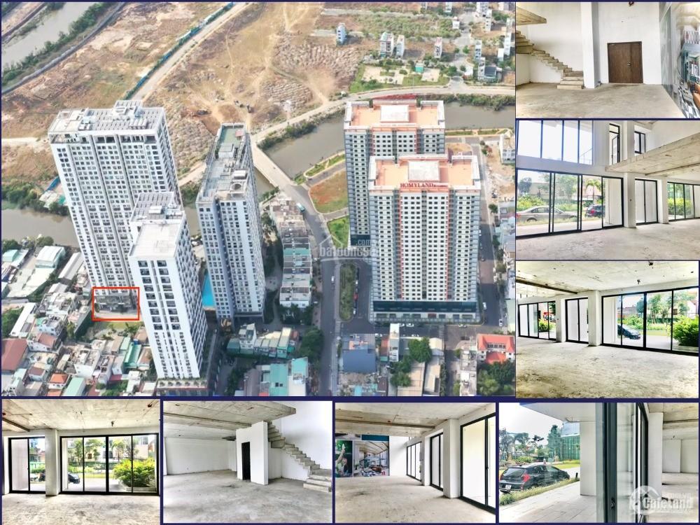 Penthouse quận 2 dt 179m2 La Astoria, view sông, tầng 28. Bước xuống 3 siêu thị