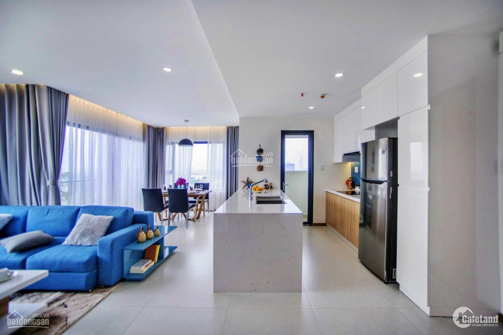 Giá mua căn hộ Thủ Thiêm vào ở liền New City Quận 2 đủ các loại 1PN 2PN 3PN