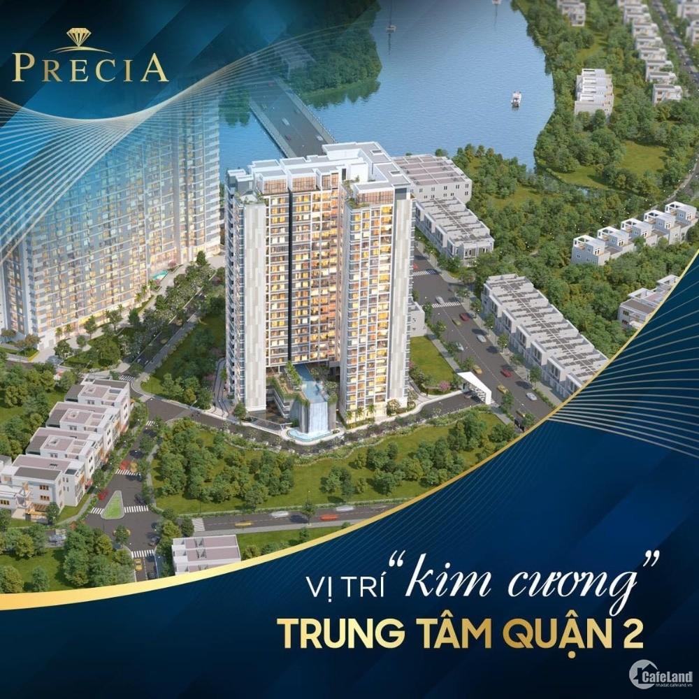 Sở hữu căn hộ 3PN rộng thoáng không gian tận hưởng, TT 30% nhận nhà, Ck ngay 2%
