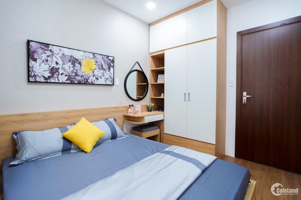 Chỉ cần thanh toán 268 triệu (30%) sở hữu ngay căn hộ cao cấp Thuận An