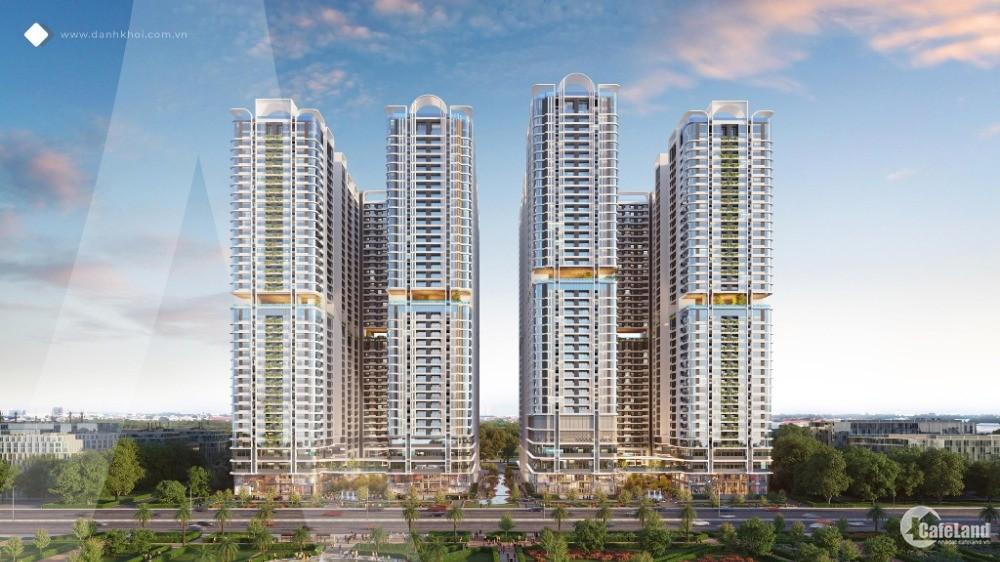 Chỉ với 489 triệu sở hữu căn hộ cao cấp bậc nhất  40 tầng  Vsip Bình Dương