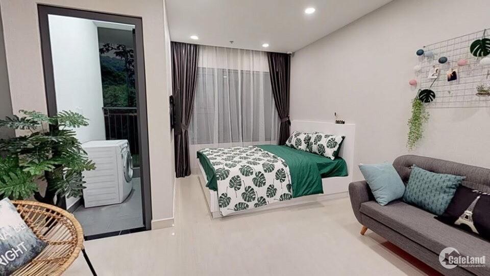 Căn Studio 32m Vinhomes Smart City thanh toán sớm chỉ 882 triệu