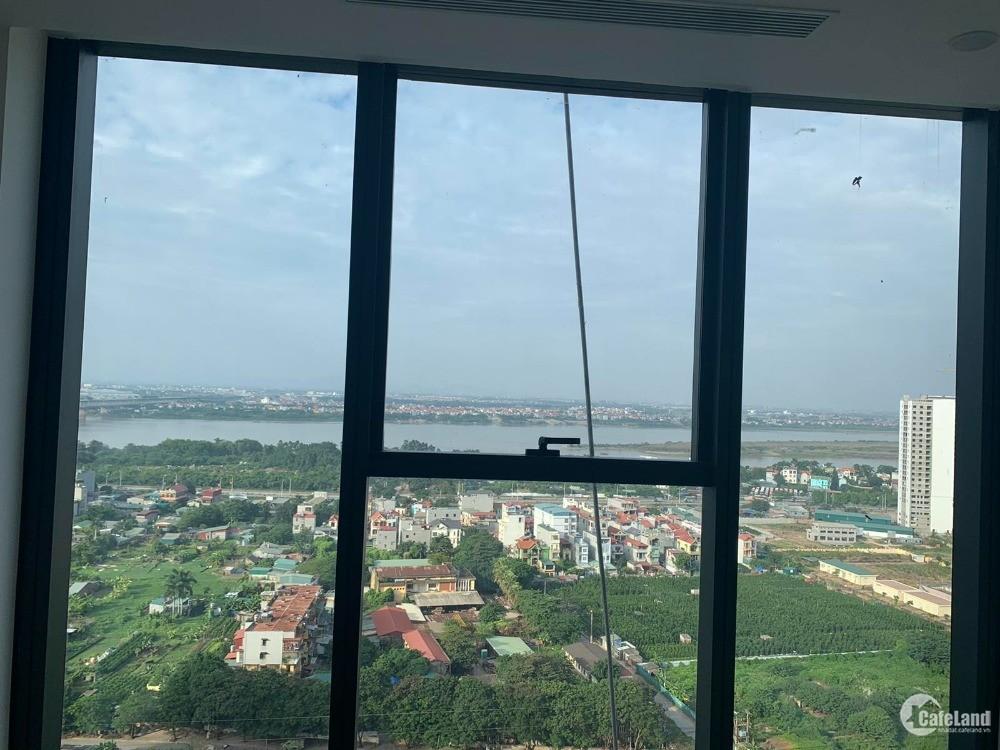 Bán căn 2PN 86m2 rẻ nhất Sunshine City tầng cao view sông 2,9 tỷ full nội thất