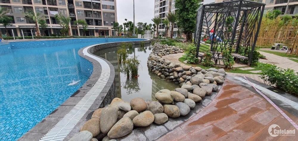 Căn hộ Vinhomes Smart City 2PN+1 nhận nhà ở ngay chỉ với 450 triệu. Tặng VC150