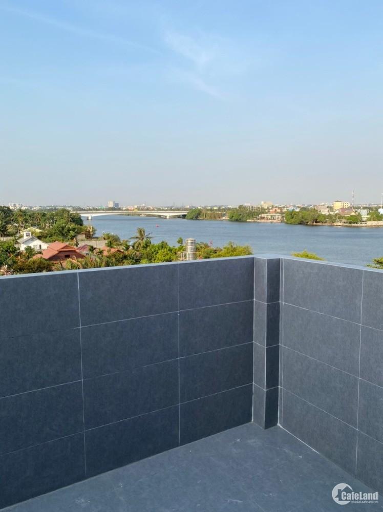 Nhà 1 Trệt 4 Lầu Có Thang Máy_lk Nguyễn Oanh GV-HHG_DT 4x15m_SHR