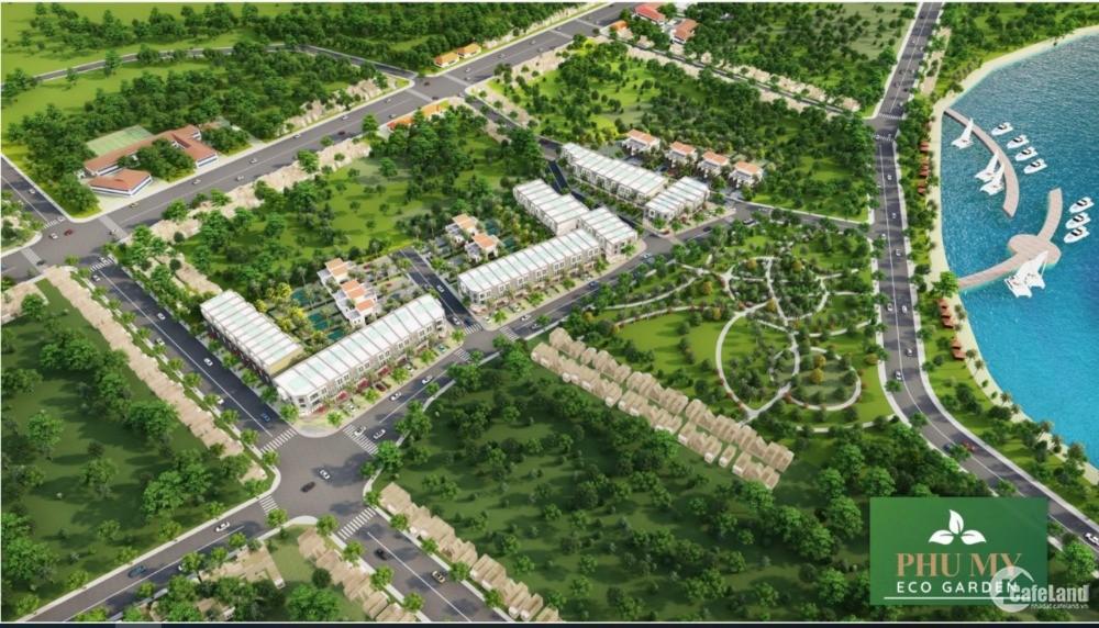Giai đoạn F0 khu nhà biệt thự nghỉ dưỡng ngay TT TP cảng biển duy nhất ĐNB