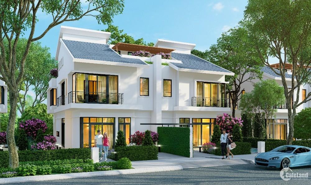 Bán biệt thự song lập 200m2 Xanh Villas rẻ nhất dự án. Ckhấu 11% HTLS 0%/24T
