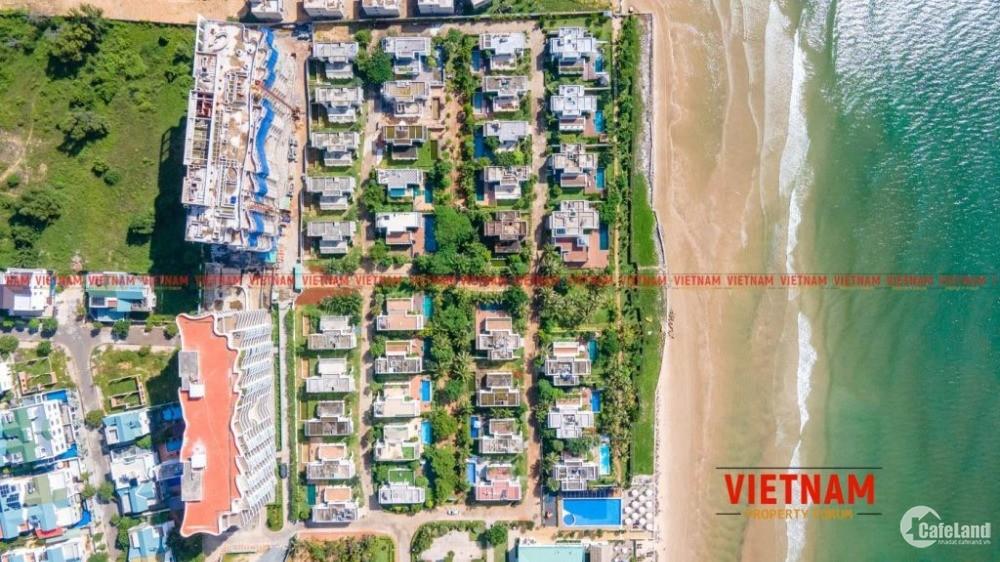 Biệt Thự Biển Vũng Tàu- Có bờ biển riêng- 16 tỷ/ căn VAT- 500m2