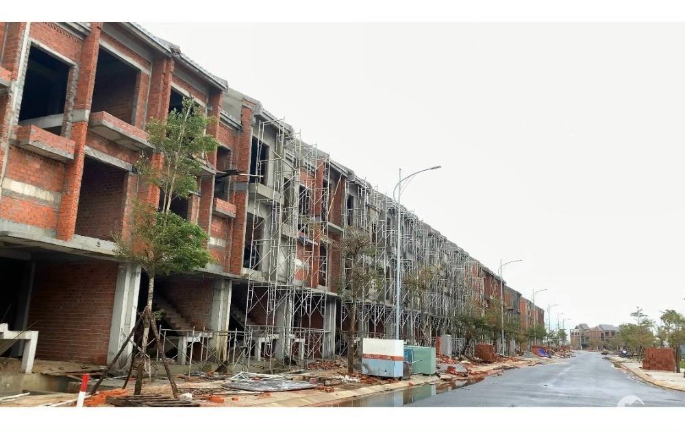 Chi cần thanh toán trước 880 triệu sở hữu ngay Nhà phố Nam Hội An city