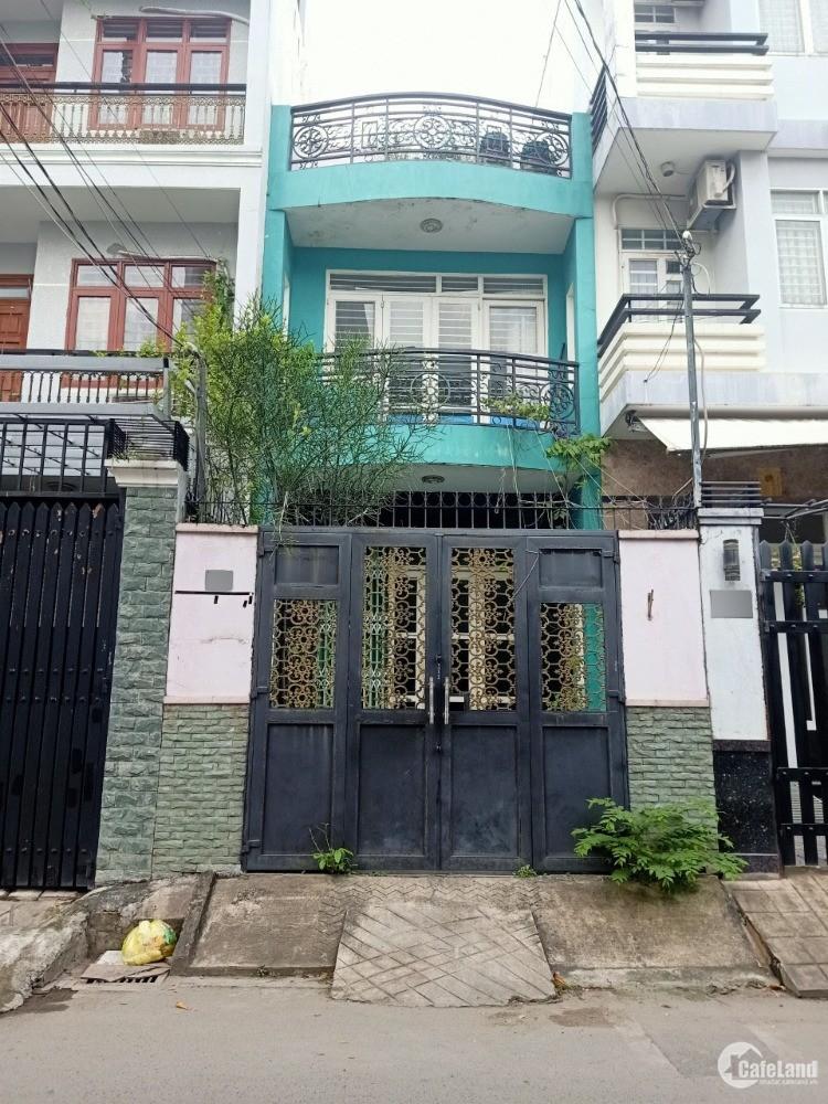 Bán nhà 2 lầu mặt tiền đường số 25A P.Tân Quy Quận 7