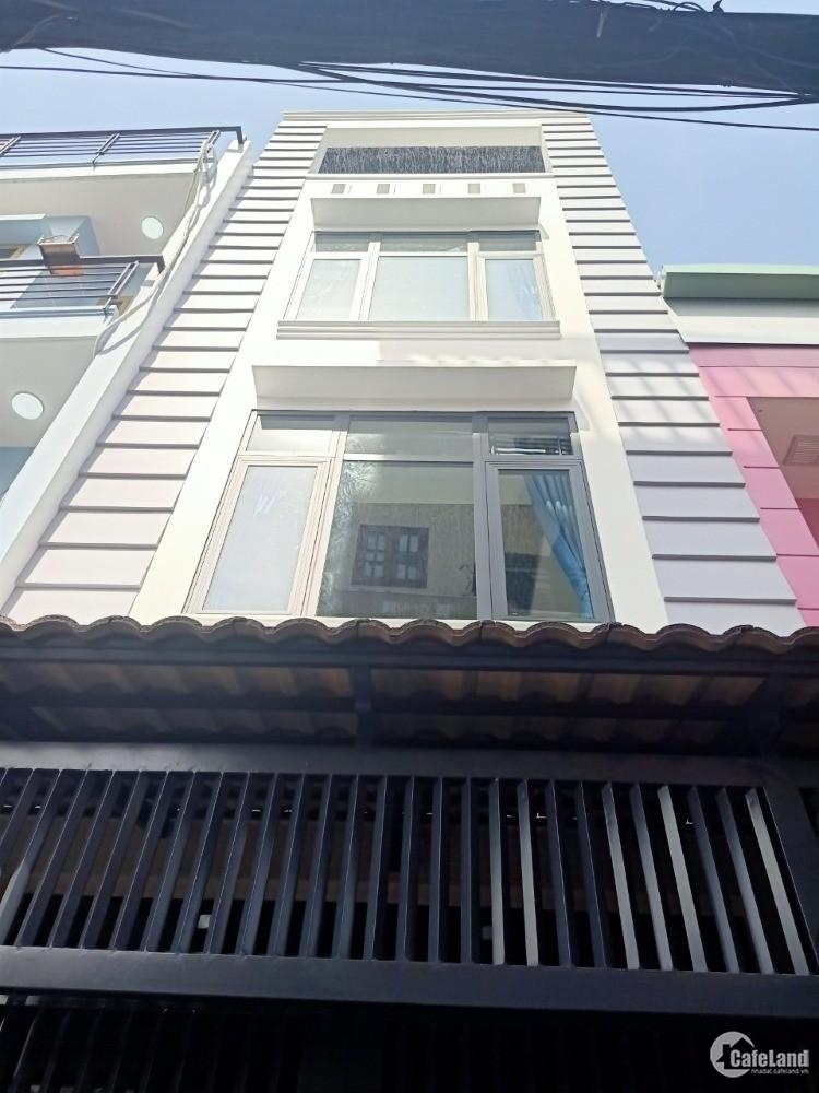 Bán nhà 3 lầu hẻm 791 Trần Xuân Soạn P.Tân Hưng Quận 7