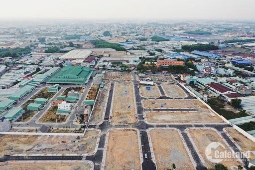 Đất TP TDM thổ cư 100% quy hoạch đồng bộ ngay Đại lộ Nguyễn Chí Thanh