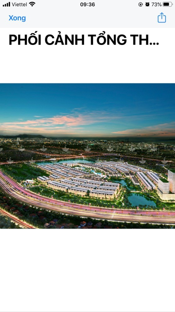 LA VIDA RESIDENCE - Khu đô thị kiểu mẫu đầu tiên ở Tp biển Vũng Tàu