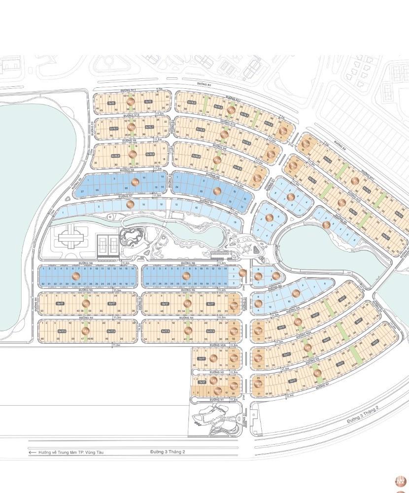 Bán nhà trả góp ko lãi suất tại Vũng Tàu giá 5 tỷ với đầy đủ tiện ích xung quanh