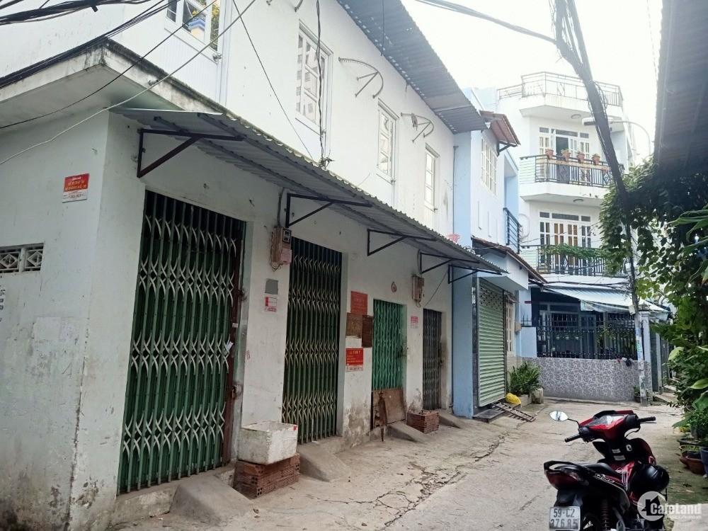 Bán dãy nhà trọ hẻm 30 Lâm Văn Bền, P.Tân Kiểng Quận 7
