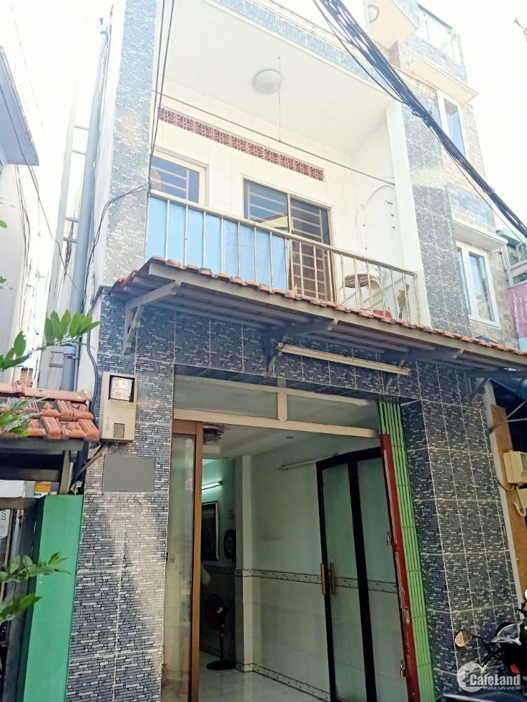 Bán nhà 35m2 hẻm 67 Trần Xuân Soạn P.Tân Thuận Tây Quận 7