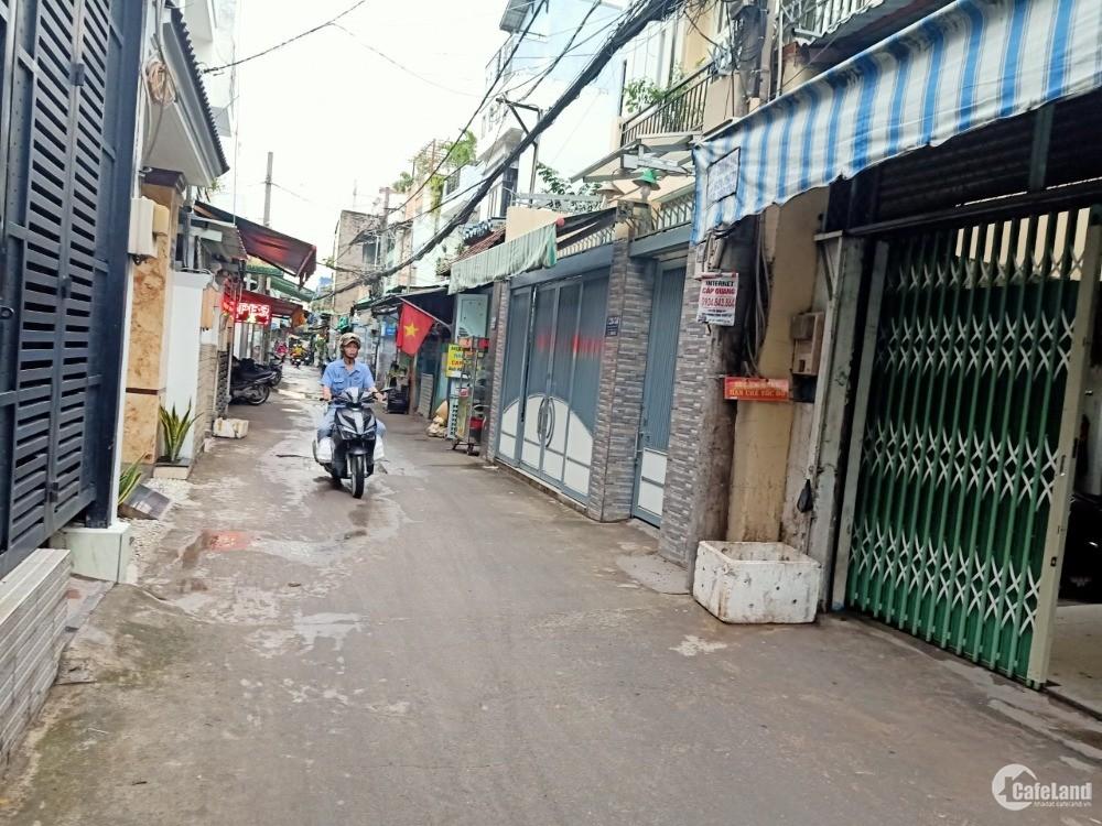 Bán nhà 1 lầu MT HXH đường Huỳnh Tấn Phát P.Tân Thuận Tây Quận 7