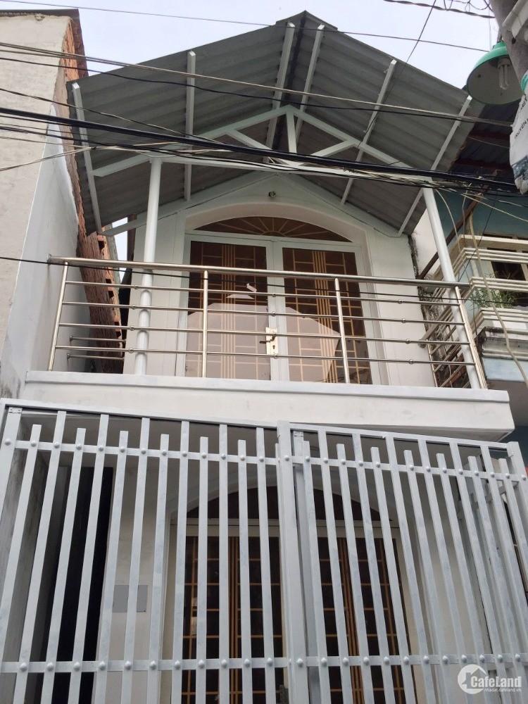 Bán nhà 1 lầu hẻm 1428 đường Huỳnh Tấn Phát, P.Phú Mỹ, Quận 7