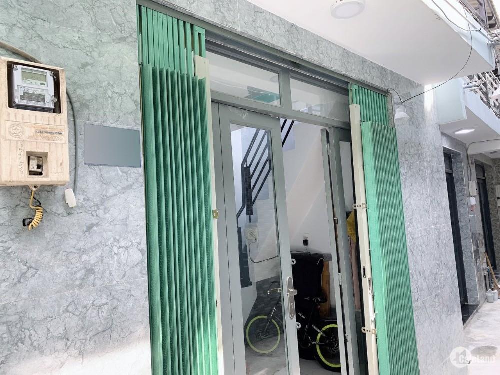 Bán nhà 1 trệt 1 lầu hẻm 467 Lê Văn Lương P.Tân Hưng Q7