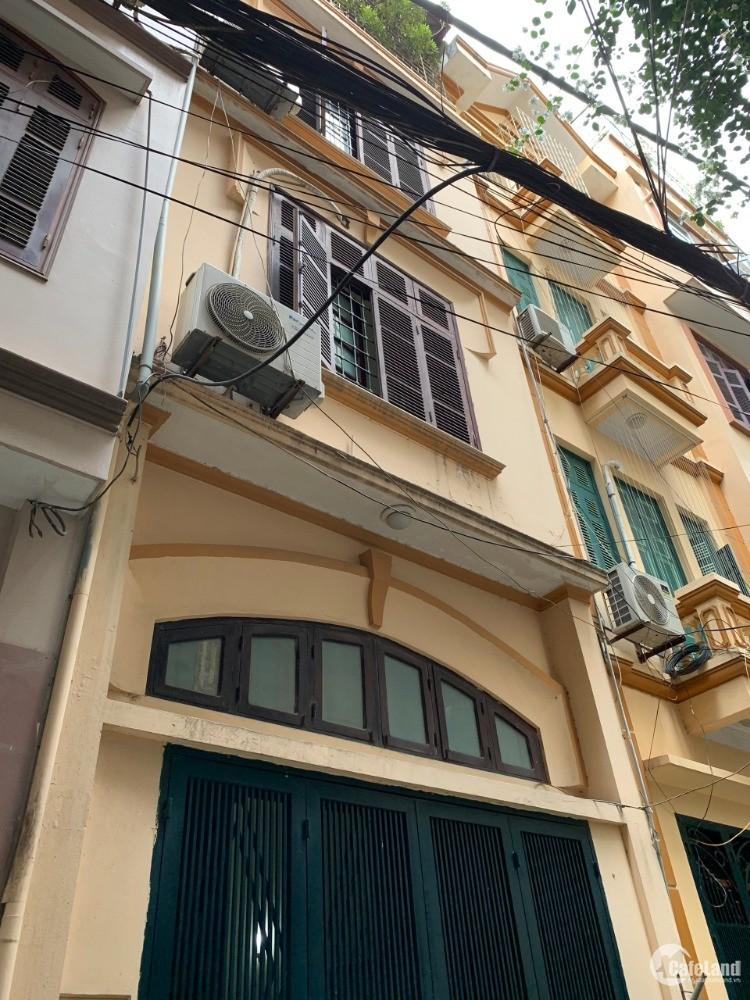 Bán Nhà Ngõ - Phố Hoàng Quốc Việt - Hà Nội