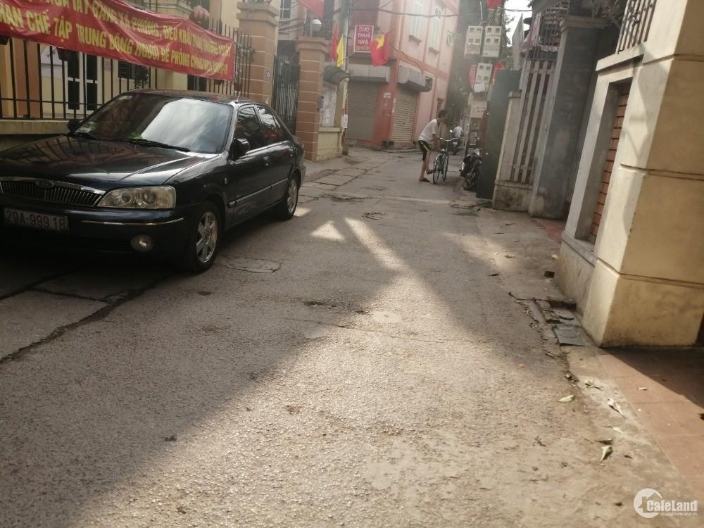 Ôtô dừng đỗ - mặt tiền 4m - 68m2 - Xuân Đỉnh - Phạm Văn Đồng - chỉ 3.9 tỷ.