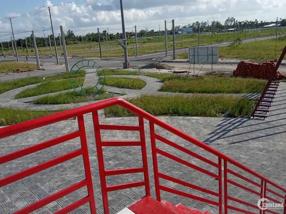 Bán đất nền dự án mới Fenix City tại Nam Sông Hậu, Mái Dầm, Hậu Giang