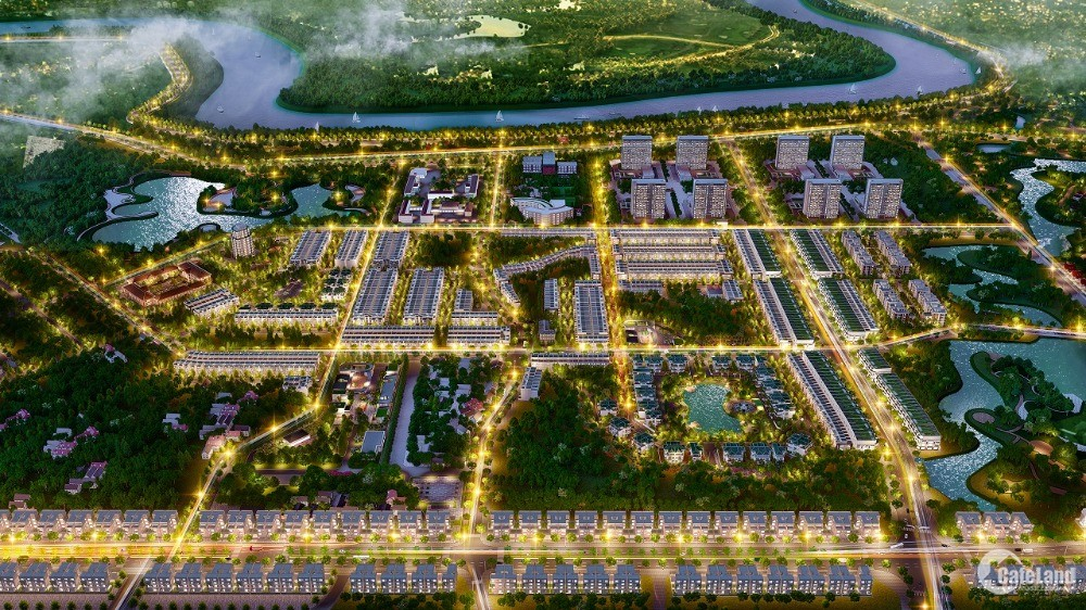 Đất nền dự án Kosy City Beat Thái Nguyên - Khu đô thị đáng sống giữa lòng TP
