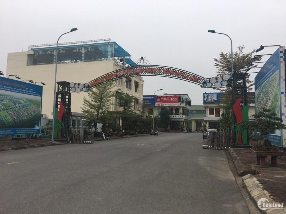 Bán đất nền dự án khu đô thị Thuận Thành 3 Gía tốt