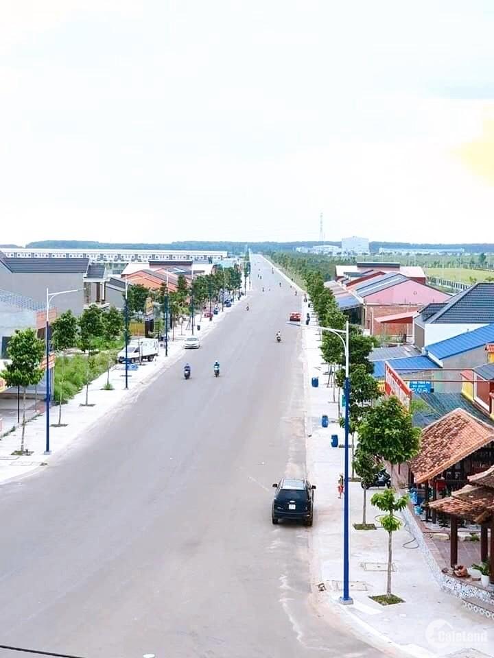 bán đất  vành đai KCN Becamex Chơn Thành