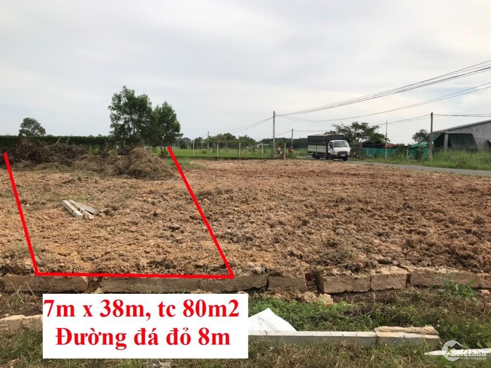 Chỉ cần 220tr sổ hữu ngay lô đất gần Cầu vượt Xuyên Á, Gò Dầu, cách đó chỉ 800m
